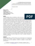 Ementa Direito Doutorado 2018 2