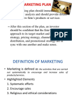 Chapter 5 Marketing Plan (1)
