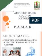 Autoestima en Adultos Mayores