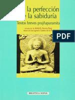 Prajnaparamita - De la perfección de la sabiduría.pdf
