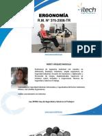 Ergonomia Ds 375 2008 Tr