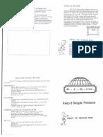 Medical and Pharmacy Abbreviations ( Sig Codes