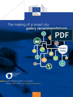The Making of a Smart City - Policy Recommendations