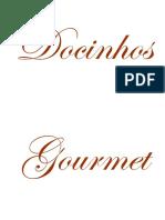 Docinhos Gourment