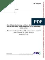 SNI_2460-2014_Spesifikasi Abu Terbang Batu Bara Dan Pozolan