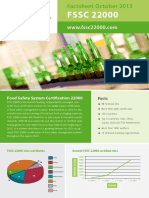 Factsheet FSSC22000