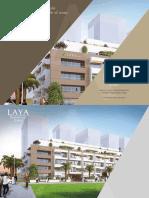 Laya Residence JVC Brochure 18 Sep 2016