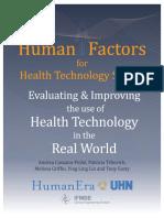 CED HF Health Technology Safety