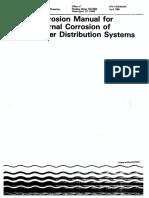 EPA Corrosion manual