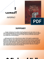 Divine Comedy:Inferni