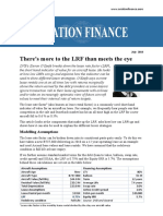 Aviation Finance More to the Lrf Than Meets the Eye 120718