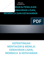 46913455-Tutm5-Pentaksiran-Penilaian-Dalam-Kemahiran-Lisan-Membaca.pptx