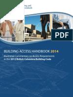 2014 Building Access Handbook