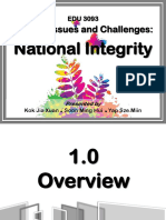 National Integrity