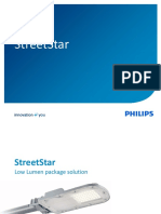 Product Presentation StreetStar