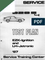 87 Test Plan EZF and LH