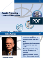 Aseptic Proessing Current Issues Trends
