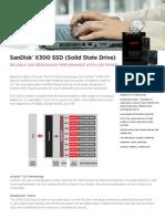 x300-datasheet