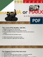 Buddha or Marx PPT