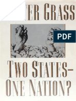 Grass, Günter - Two States, One Nation (Harcourt, 1990)