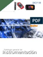 201812 Guijarro Catálogo Instrumentación 2019