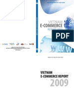 Vietnam e-commerce report 2009