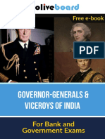 E Book Governor Generals Viceroys