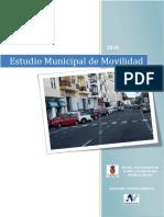 Estudio Municipal de Movilidad (Completo a Doble Cara) Los Sauces