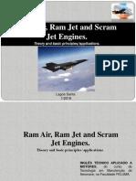 Raim Air, Ram Jet e Scram Jet Engines 1