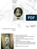 Blanca de Castilla Power
