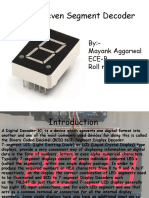 BCD to Seven Segment Decoder Presentation