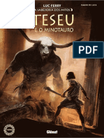 Eurípedes - Teseu e o Minotauro
