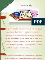 Geometría. presentacion