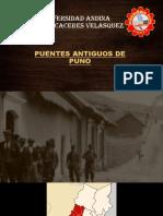 Puentes Antiguos-De Puno