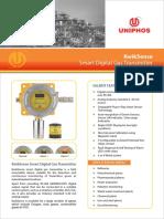 Smart Digital Gas Transmitter