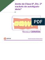 Typodonto Autoligado Camaleon Cl2