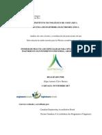 Analisis Cortocircuito Coordinacion Protecciones Subestacion Media Tension Para Oficina Consultora