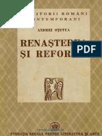 Renaşterea şi Reforma - Oţetea.pdf