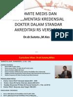 implementasi komite medis