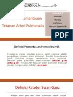 Arteri Pulmonal Kel 3