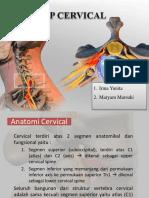Ppt Hnp Cervical