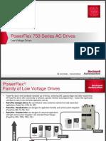PowerFlex 750-Series AC Drives Customer Presentation