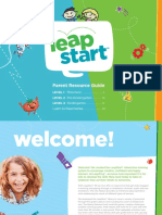LeapStart3D Parent Resource Guide