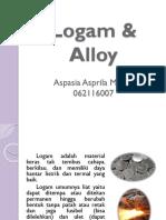 Logam & Alloy