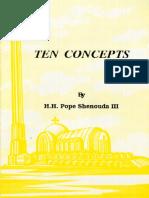 Ten Concepts