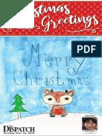 Christmas Greetings 2018