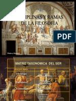 002 Disciplinas y Ramas de La Filosofia Nuevo