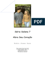 Robin Jones Gunn - Série Selena 07 - Abra Seu Coração.doc