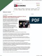8-9-2007 Cambios en metodología afectarían resultados en cifras de desempleo, afirma Comisión de Expertos