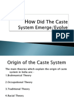How Did the Caste System Emerge (3) (1) (2) (2)